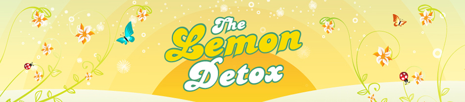 The Lemon Detox